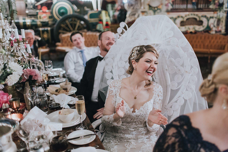 honest wedding reception documentary