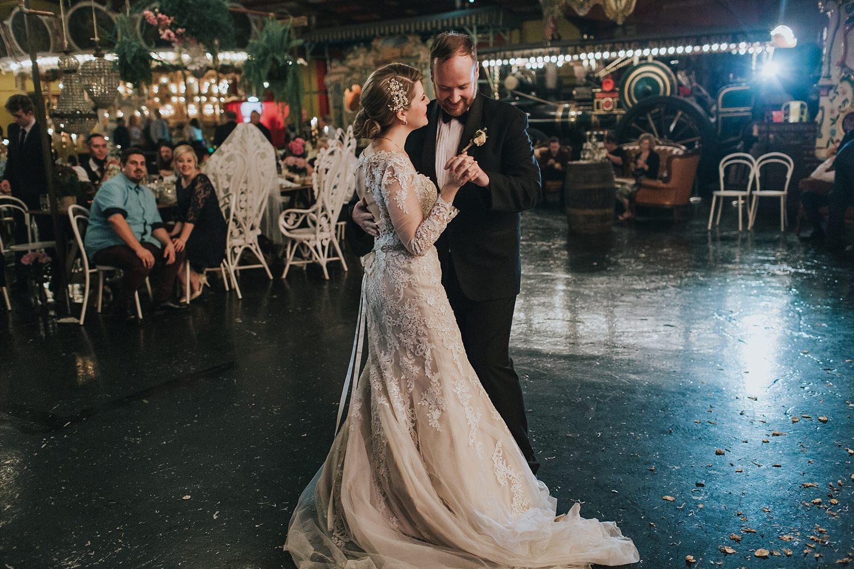 sydney bridal waltz at fairground follies