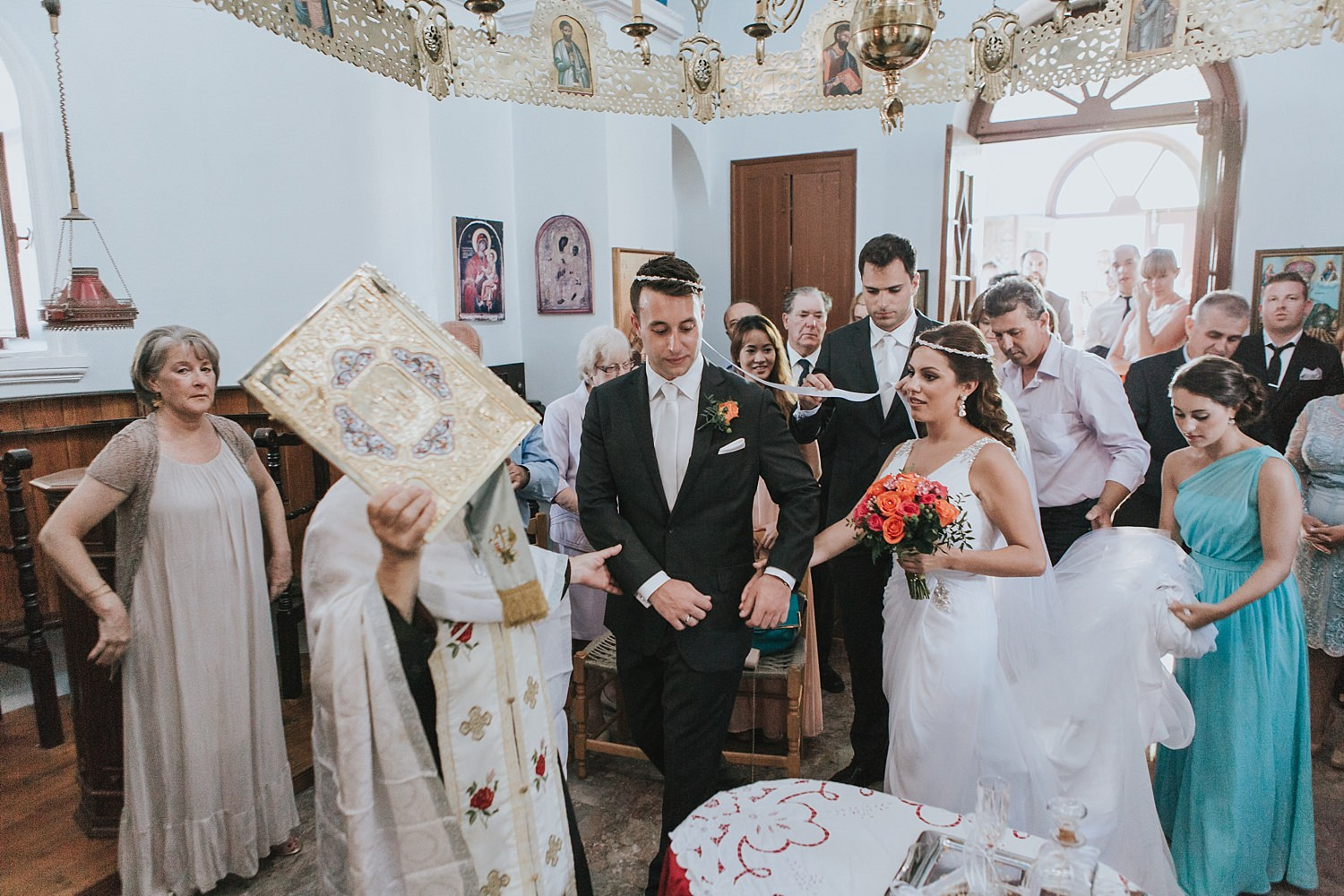 creative wedding photos by jonathan david