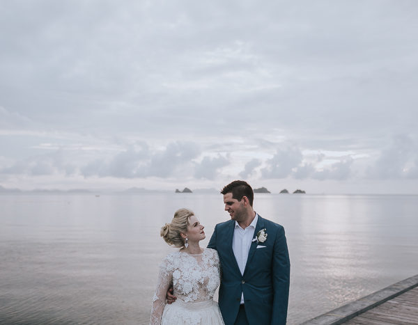 Koh Samui Wedding Photographer | Kris & Monique