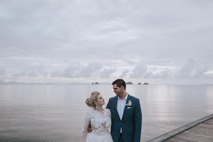 Koh Samui Wedding Photographer | Kris & Monique