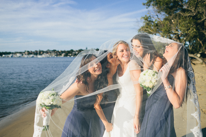 bridesmaids-under-the-veil-traditional-photo