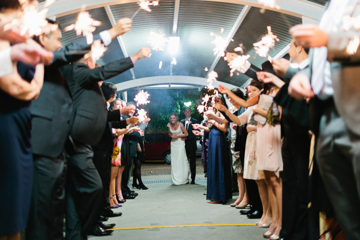 farewell-tunnel-with-fire-sparklers