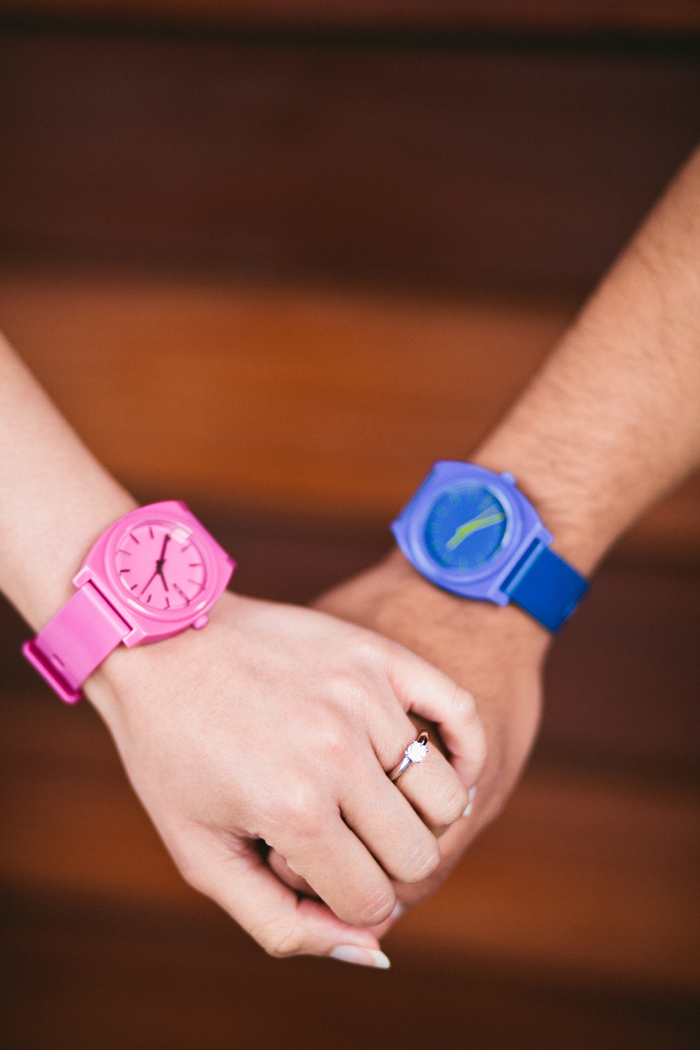 Hand in Hand Quirky Watches