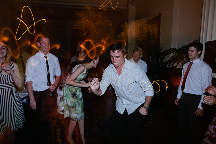 fun-light-painting-during-wedding-reception