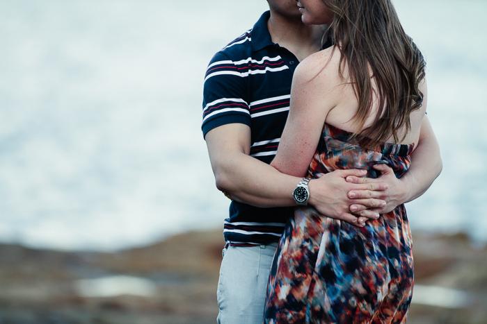 romantic-la-perouse-engagement-photography