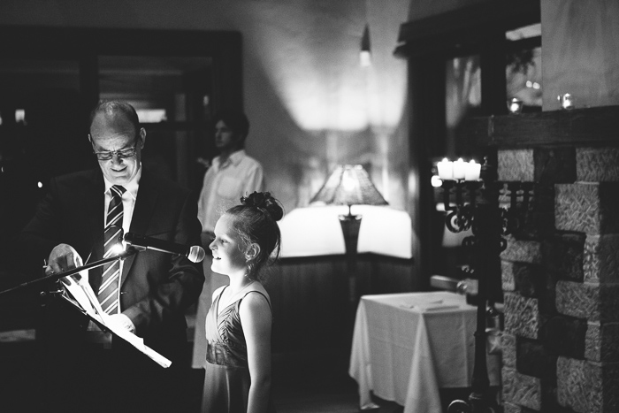 Groom's Little Sister Sings