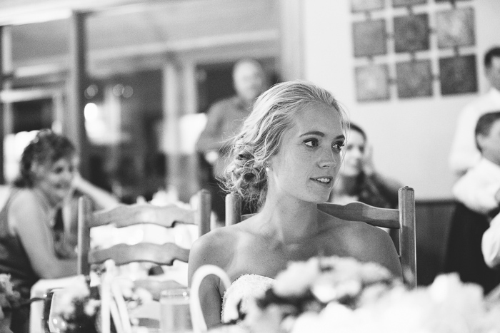Bride Tears Up At Her Sister's Speech