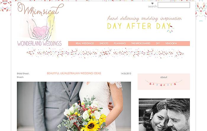 Whimsical Wonderland Weddings | Styled Wedding Shoot