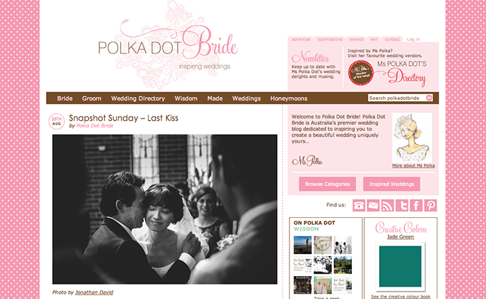 polka-dot-bride-wedding-snapshot-sunday