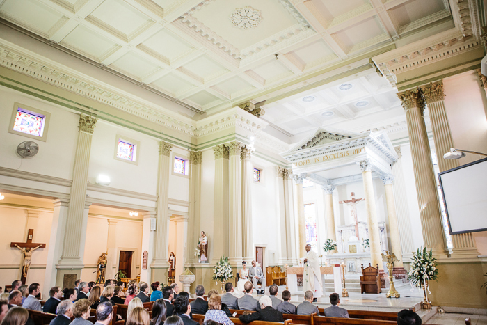 st-josephs-catholic-church-sydney-wedding