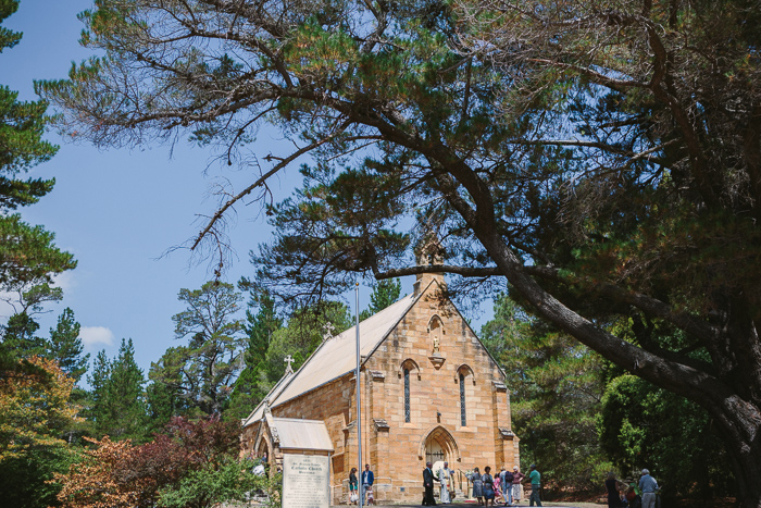 St Francis Xavier Catholic church berrima