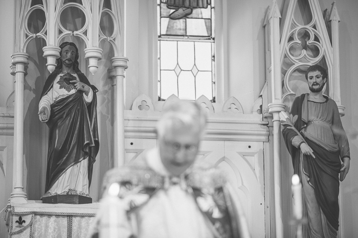 priest in catholic church bowral