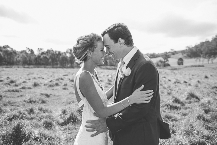 bendooley estate creative wedding