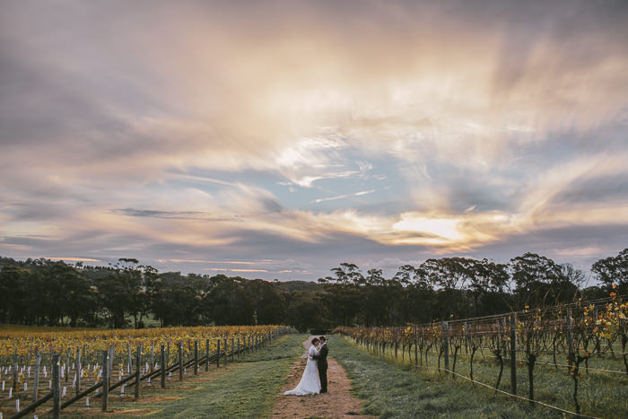 Centennial Vineyards Bowral Wedding Photography