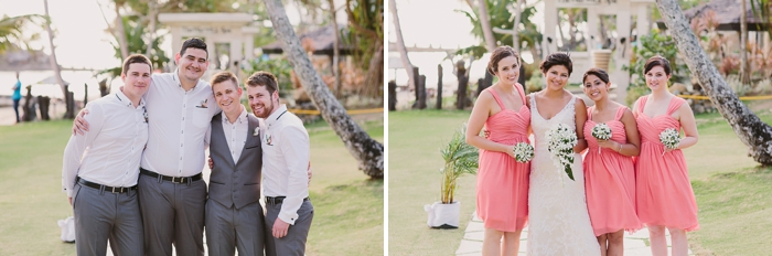 Relaxed Fiji Wedding Photography
