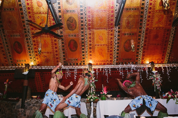 Polynesian Traditional Dancers