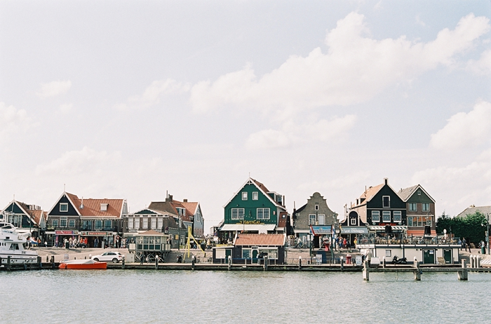 Zaandam, Volendam & Alkmaar, The Netherlands