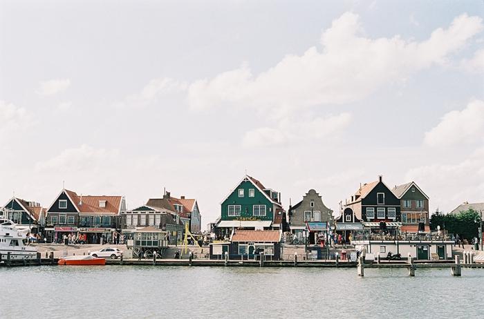 Zaandam, Volendam & Alkmaar, The Netherlands