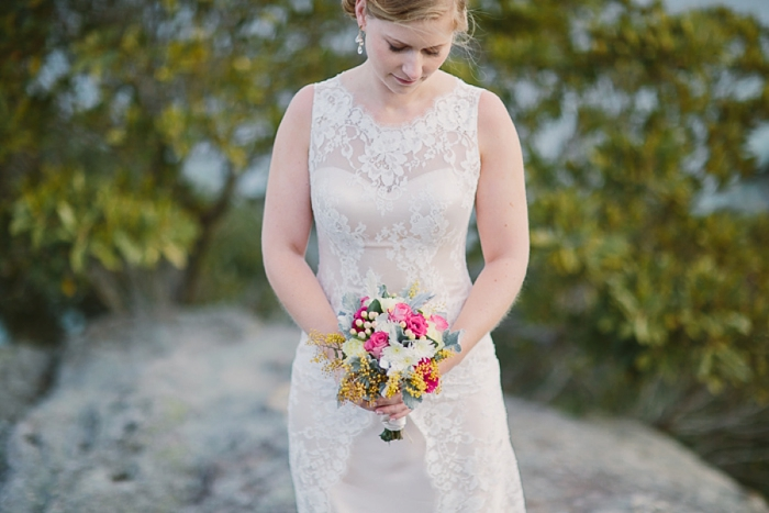 bride-with-her-bouquet-sydney