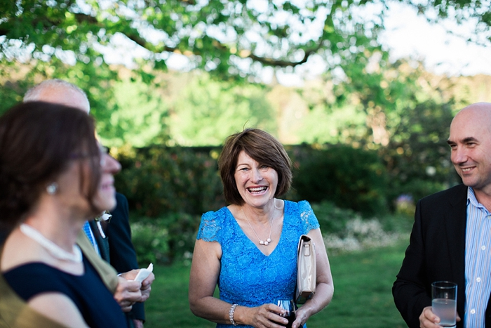 guests at peppers craigieburn wedding