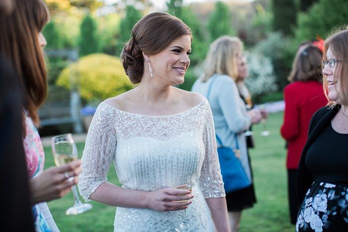 gorgeous bride at peppers craigieburn wedding