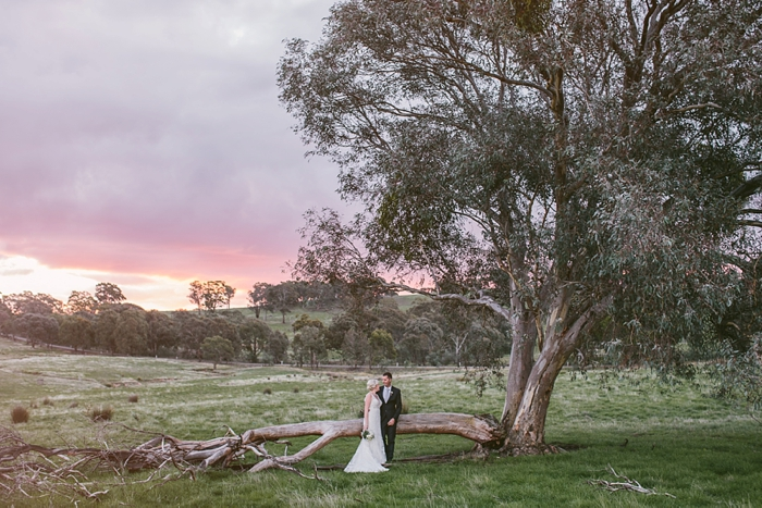 country farm wedding photos