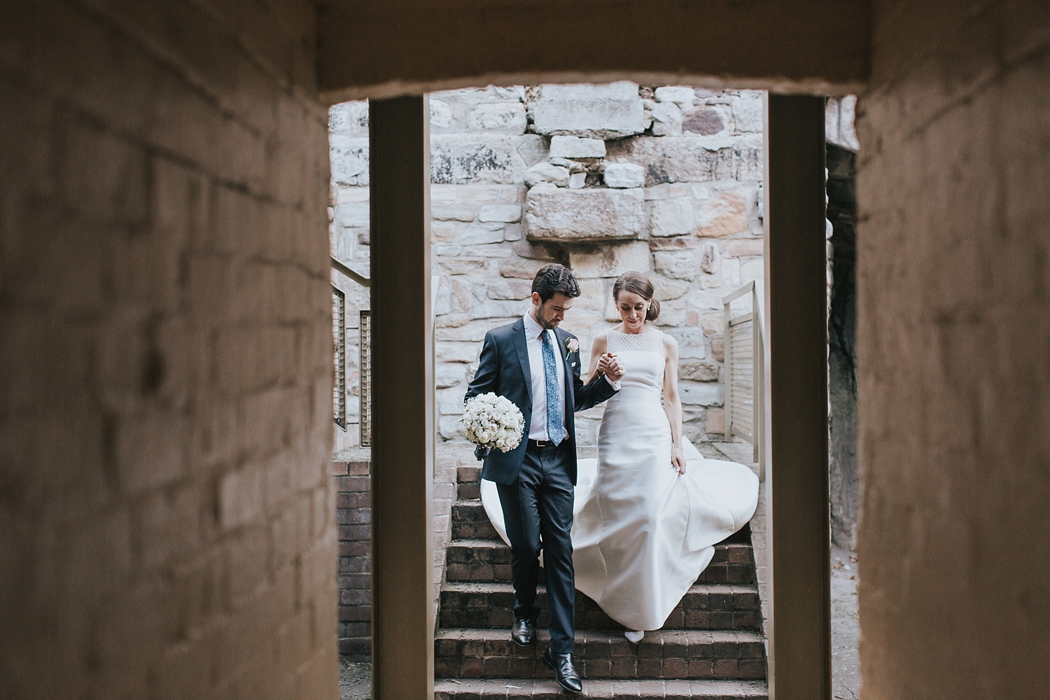 sydney wedding photography at the rocks