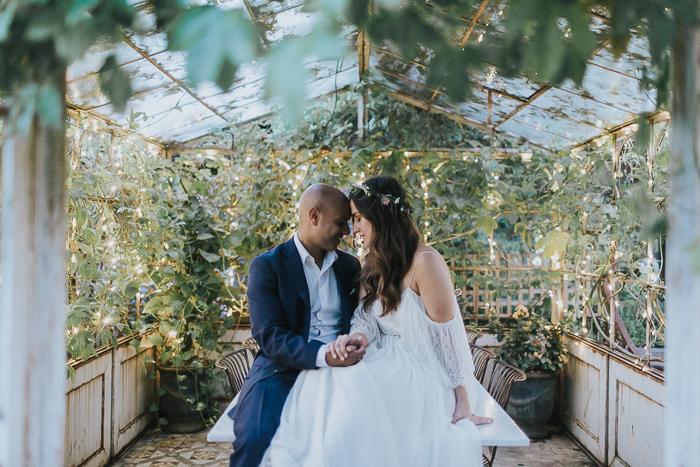 The Grounds of Alexandria Wedding Photographer | Alison & Jimil