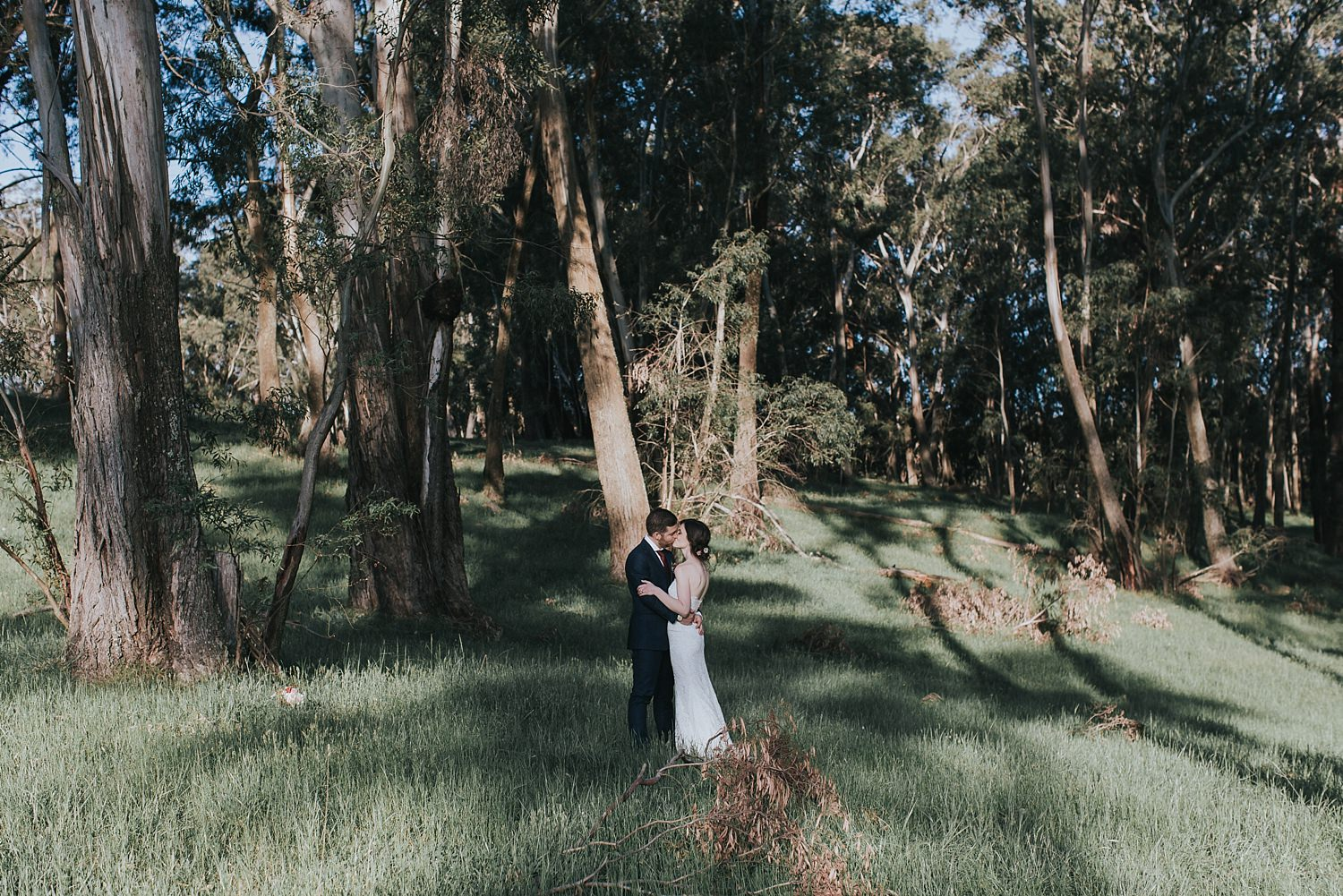 artistic bridal portraits at centennial vineyards bowral