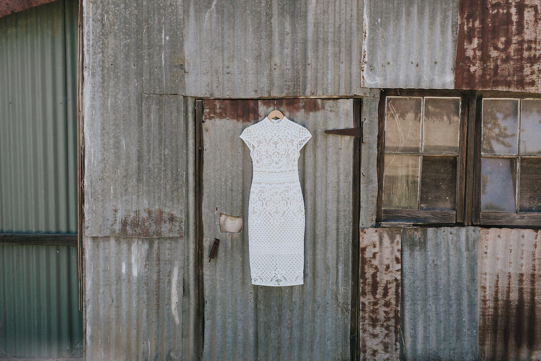 lover the label wedding dress