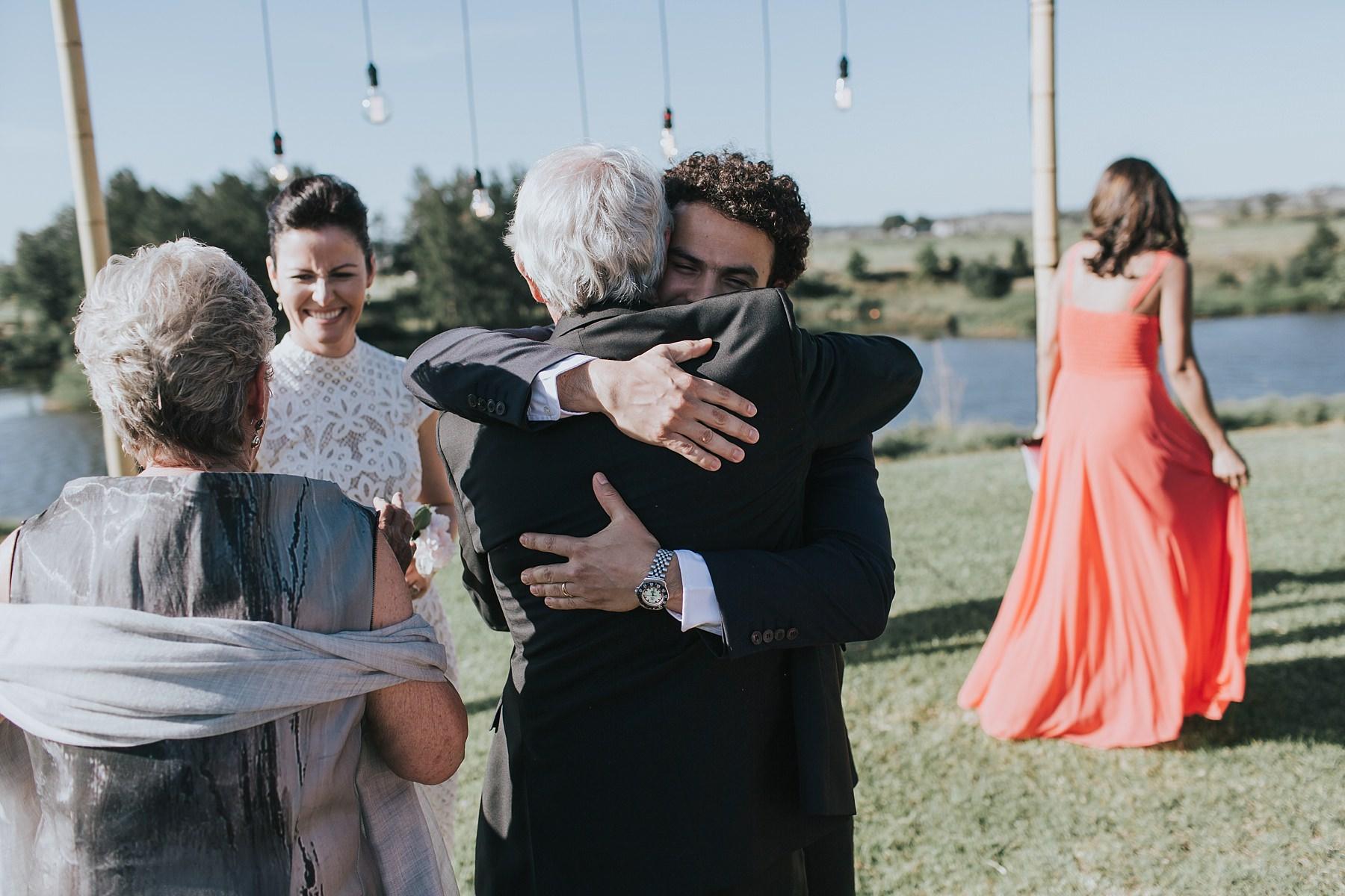 honest wedding documentary at cornwallis house