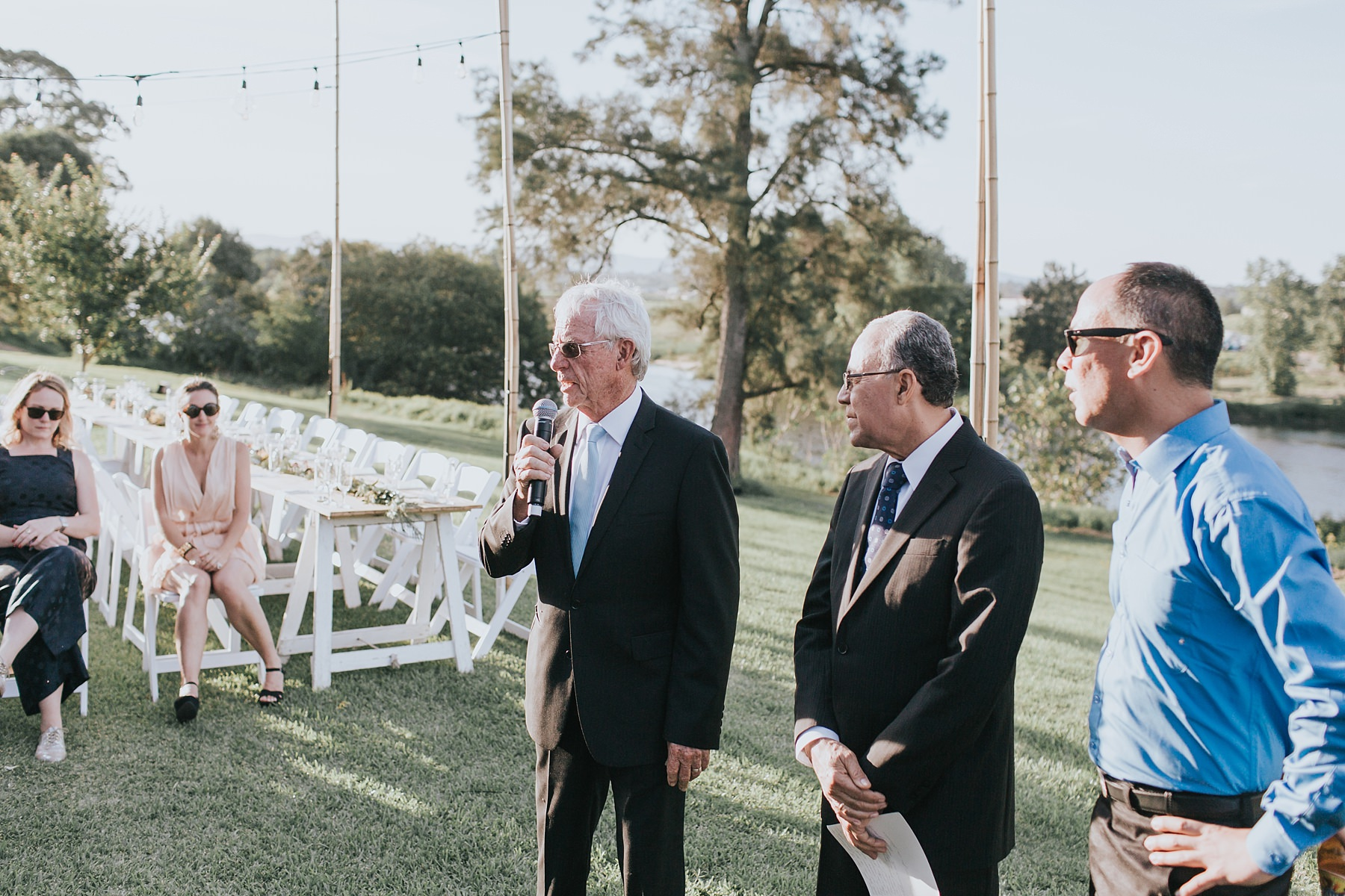 father of the bride and groom joint speech