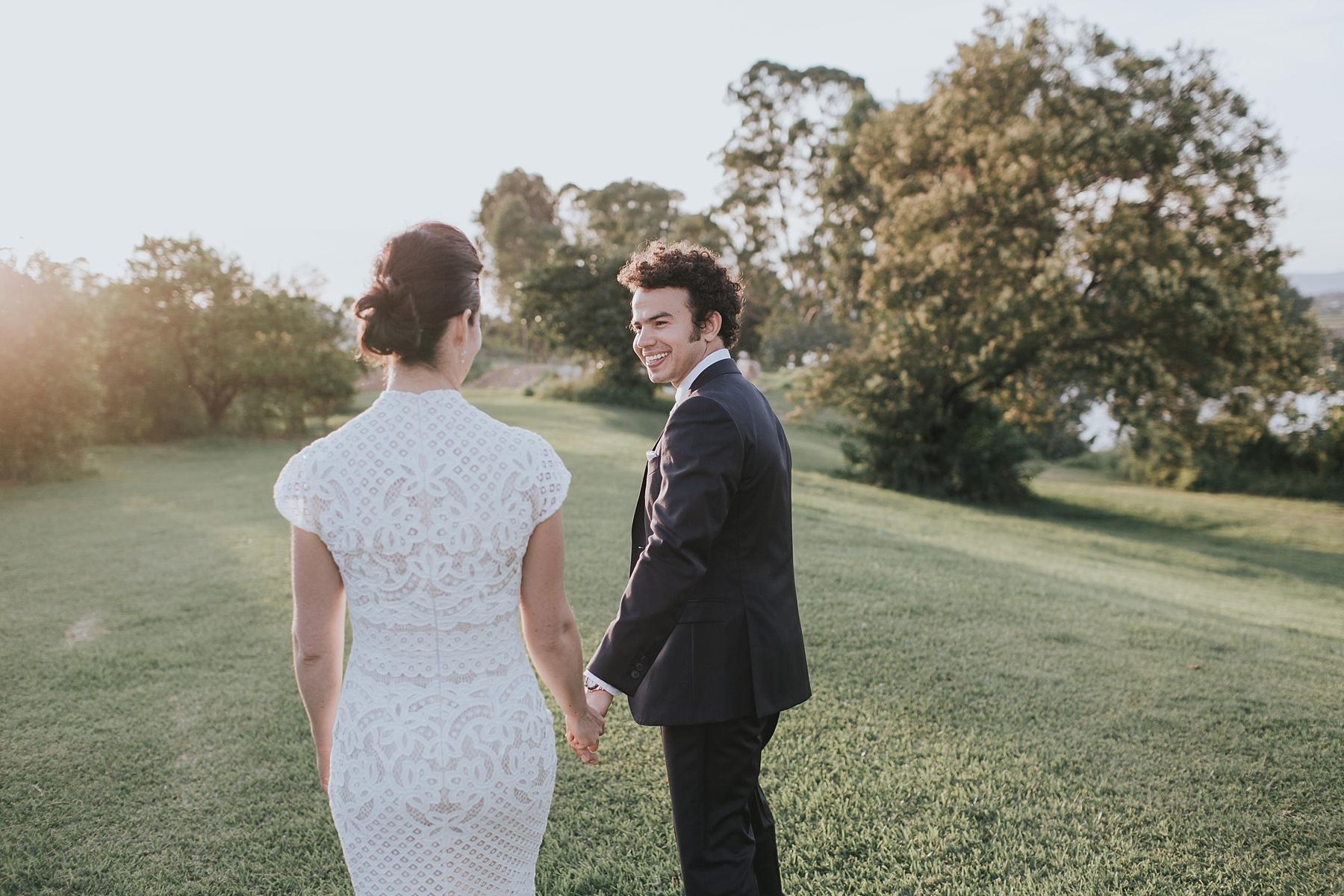 creative wedding photography by jonathan david