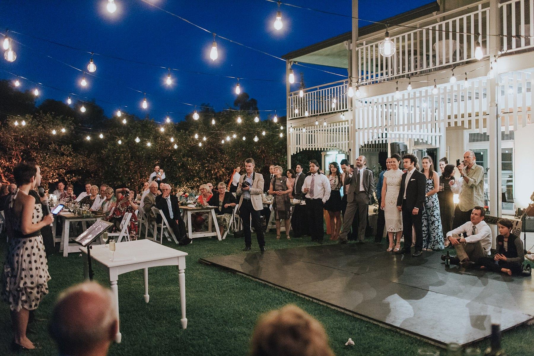 wedding reception at cornwallis house by jonathan david