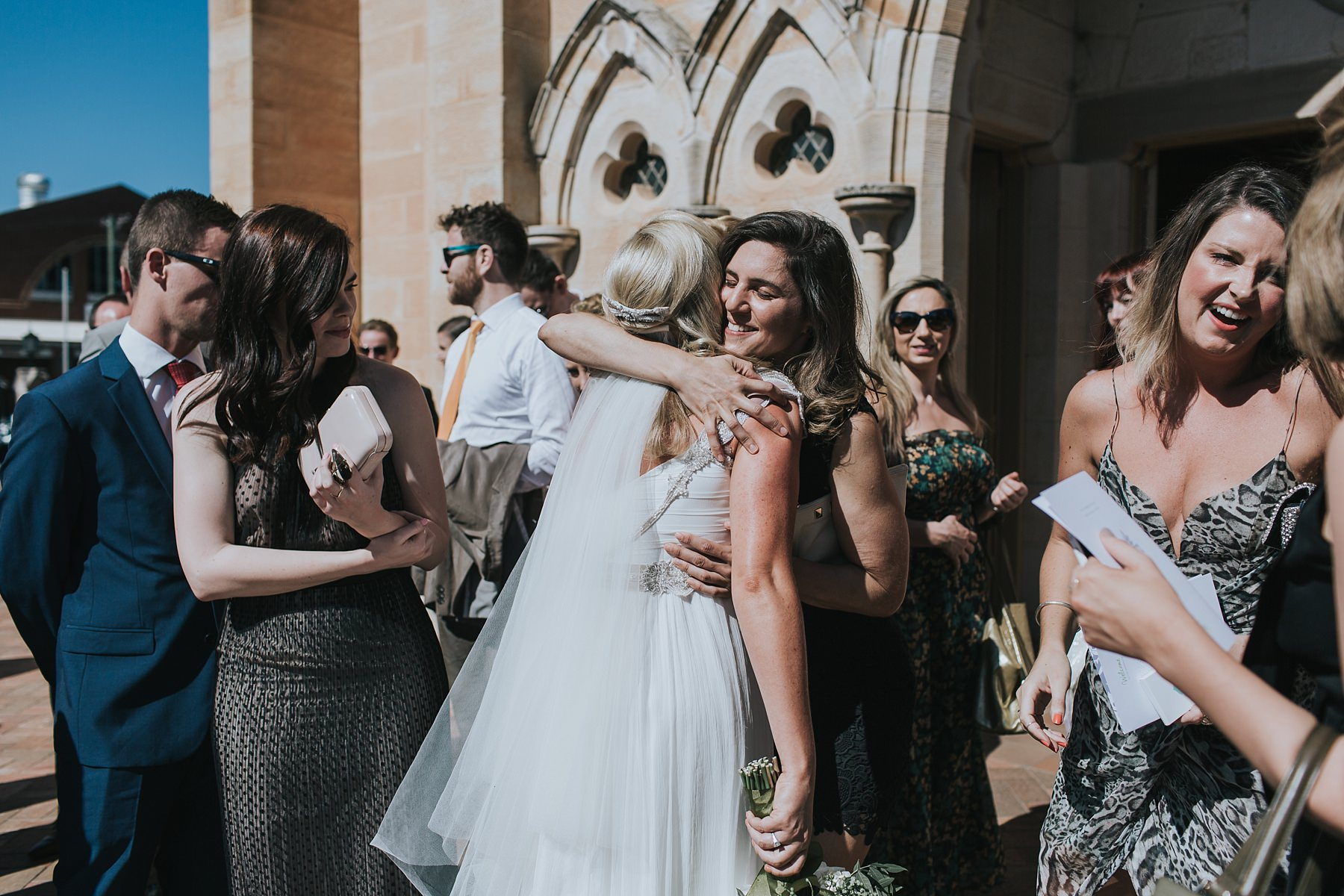 moments captured during mudgee wedding ceremony