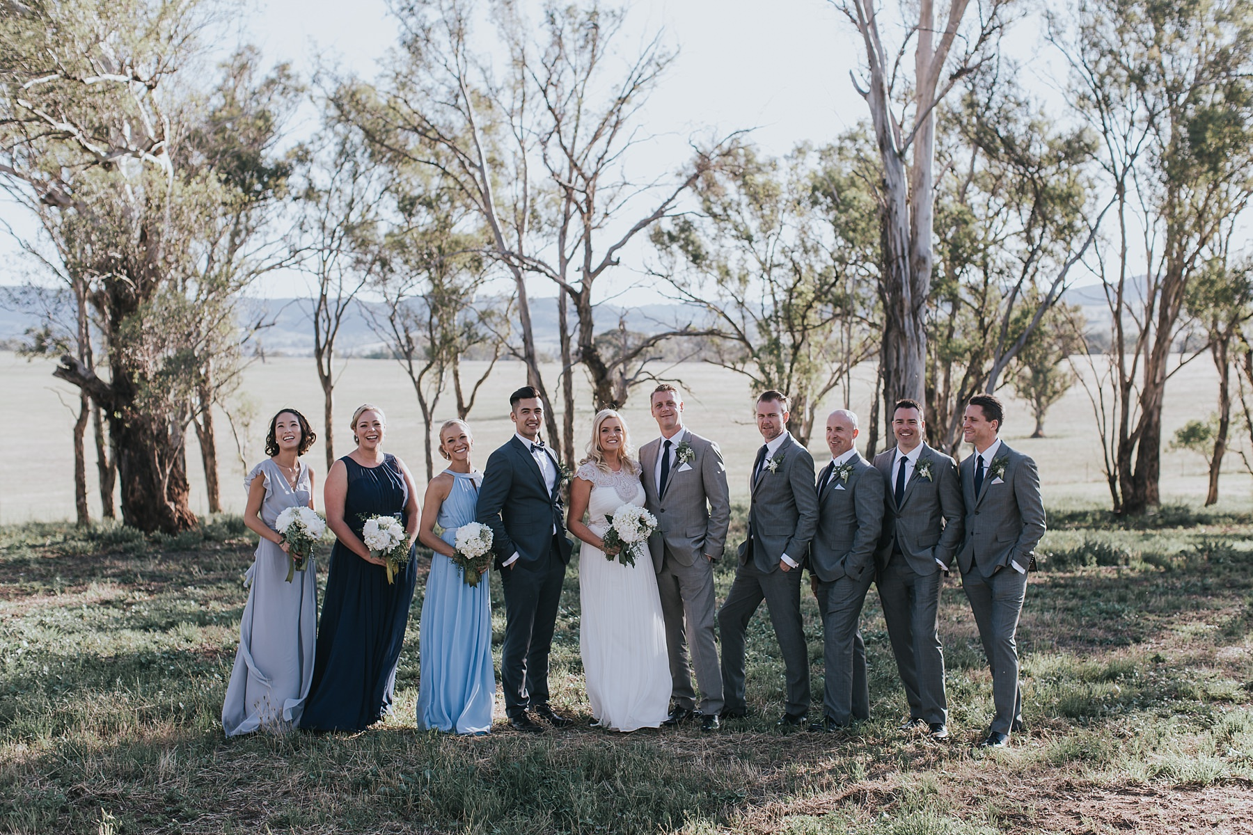 mudgee wedding photographer