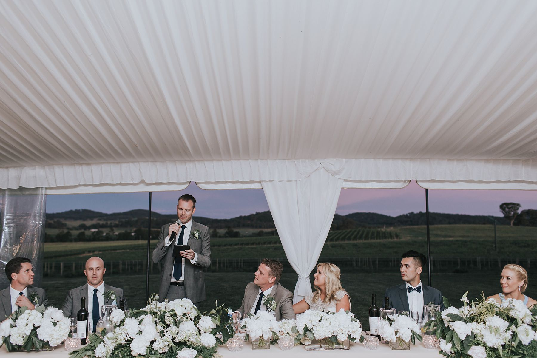 wedding speeches by best man in mudgee