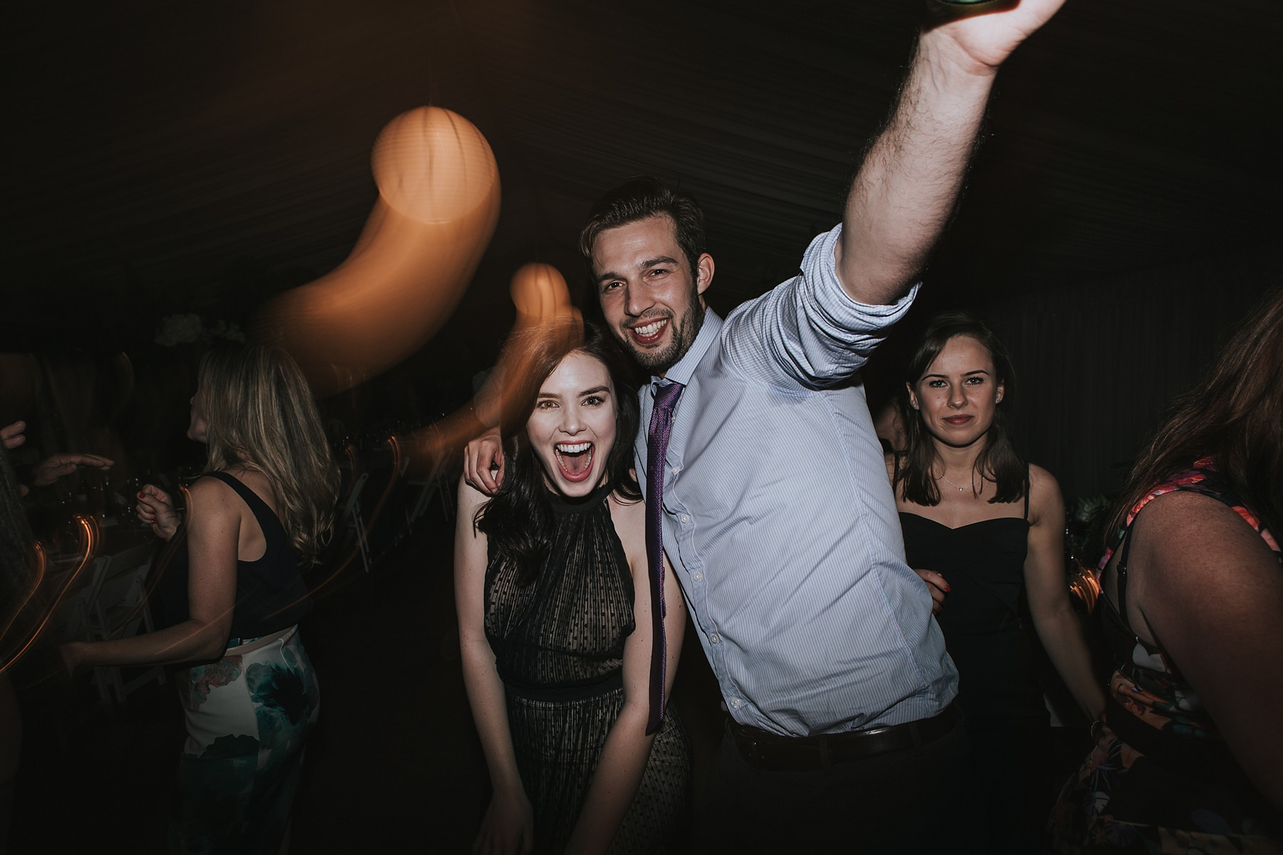 wedding dance floor photos in mudgee