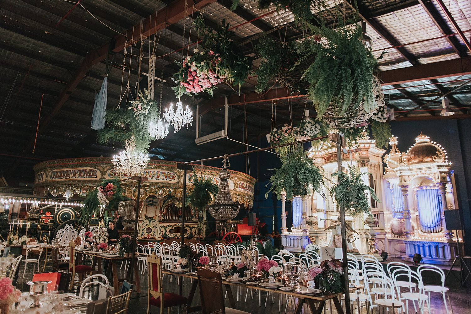 bohemian wedding styling in sydney by she designs