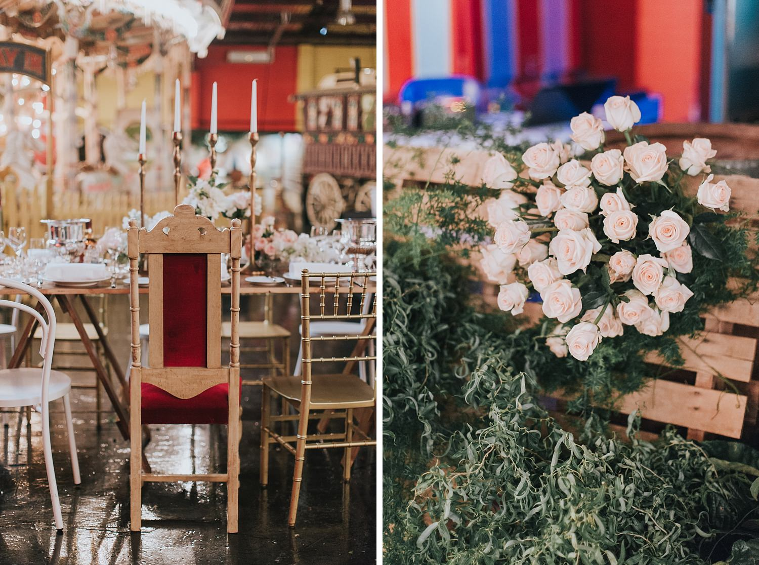 flowers and styling by she designs and she florals