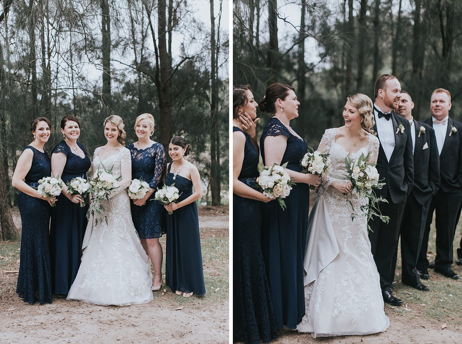 genuine rustic wedding photographer