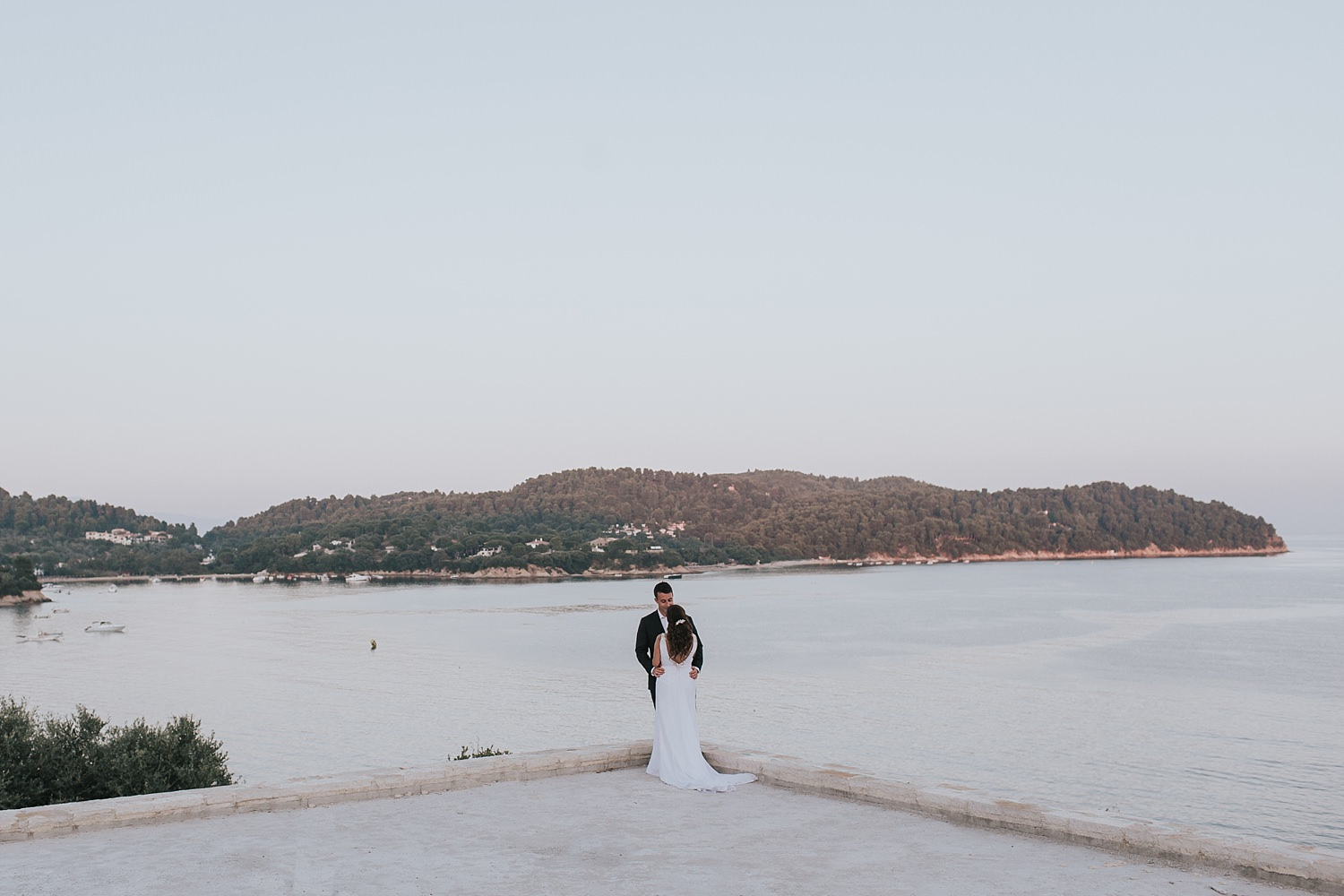 skiathos greek islands destination wedding photographer