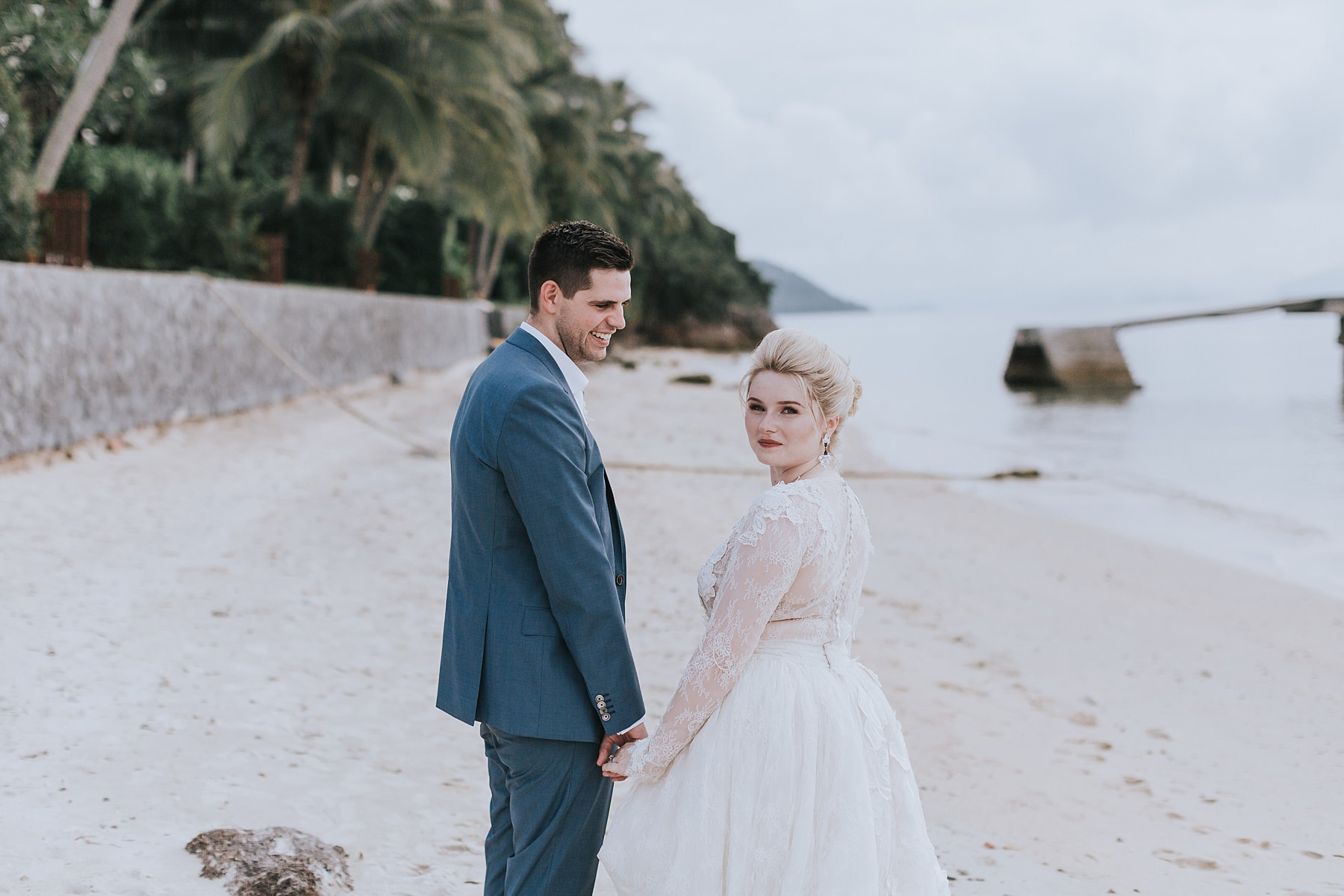 koh samui thailand wedding photos