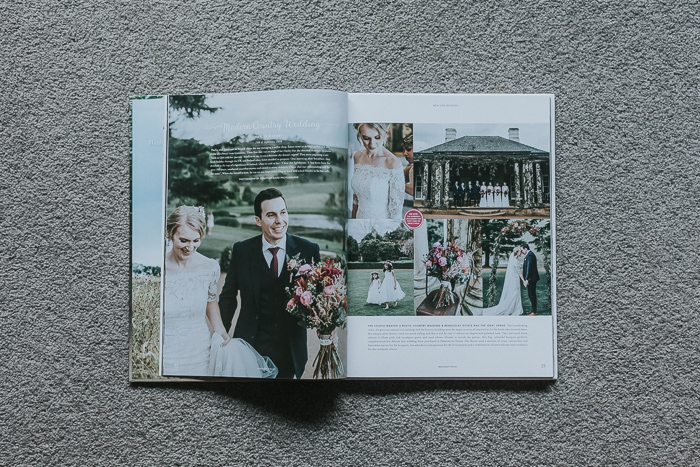 Bendooley Estate Real Wedding Feature | Hayley & Ismet