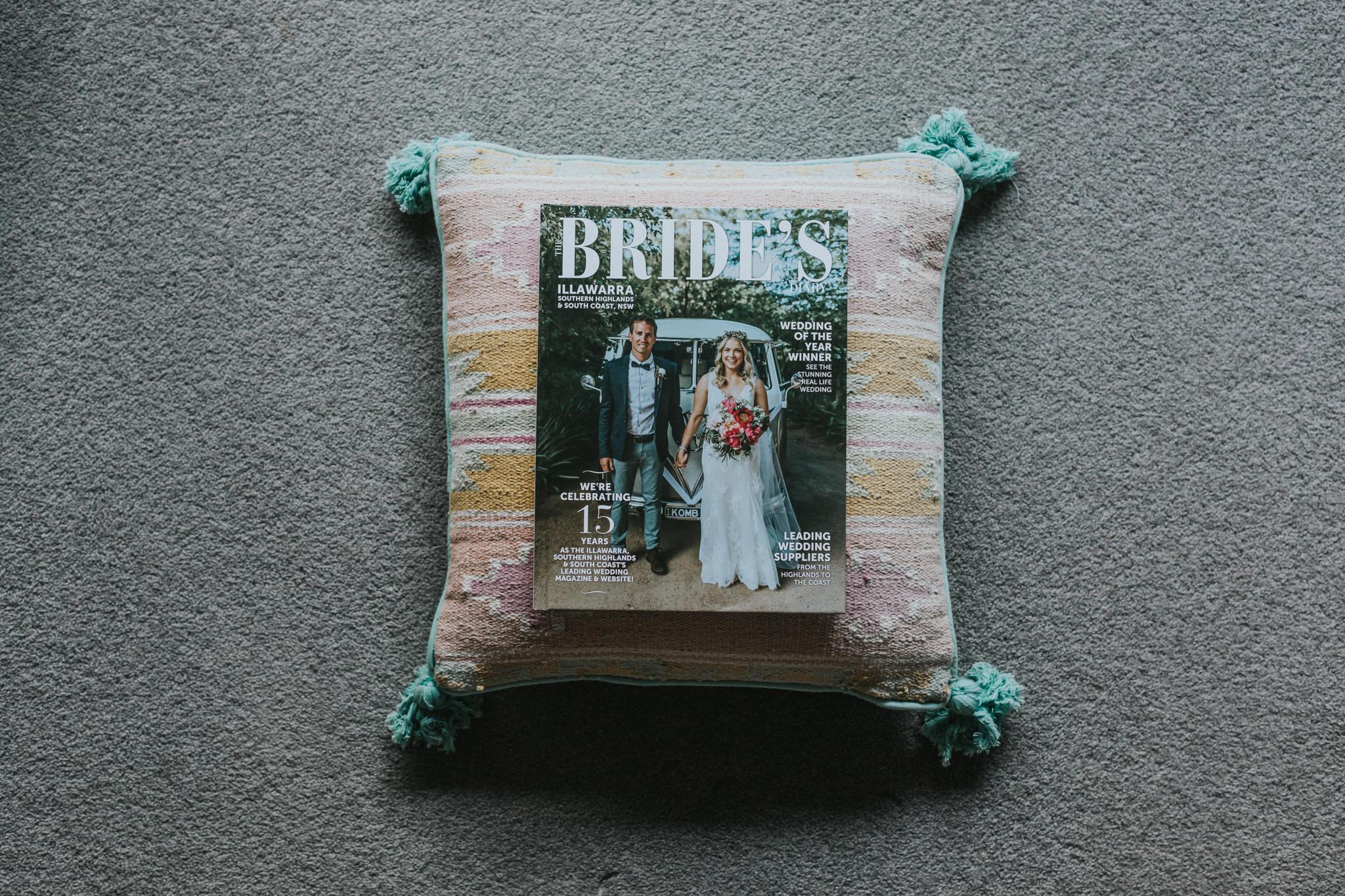 bendooley estate real wedding feature