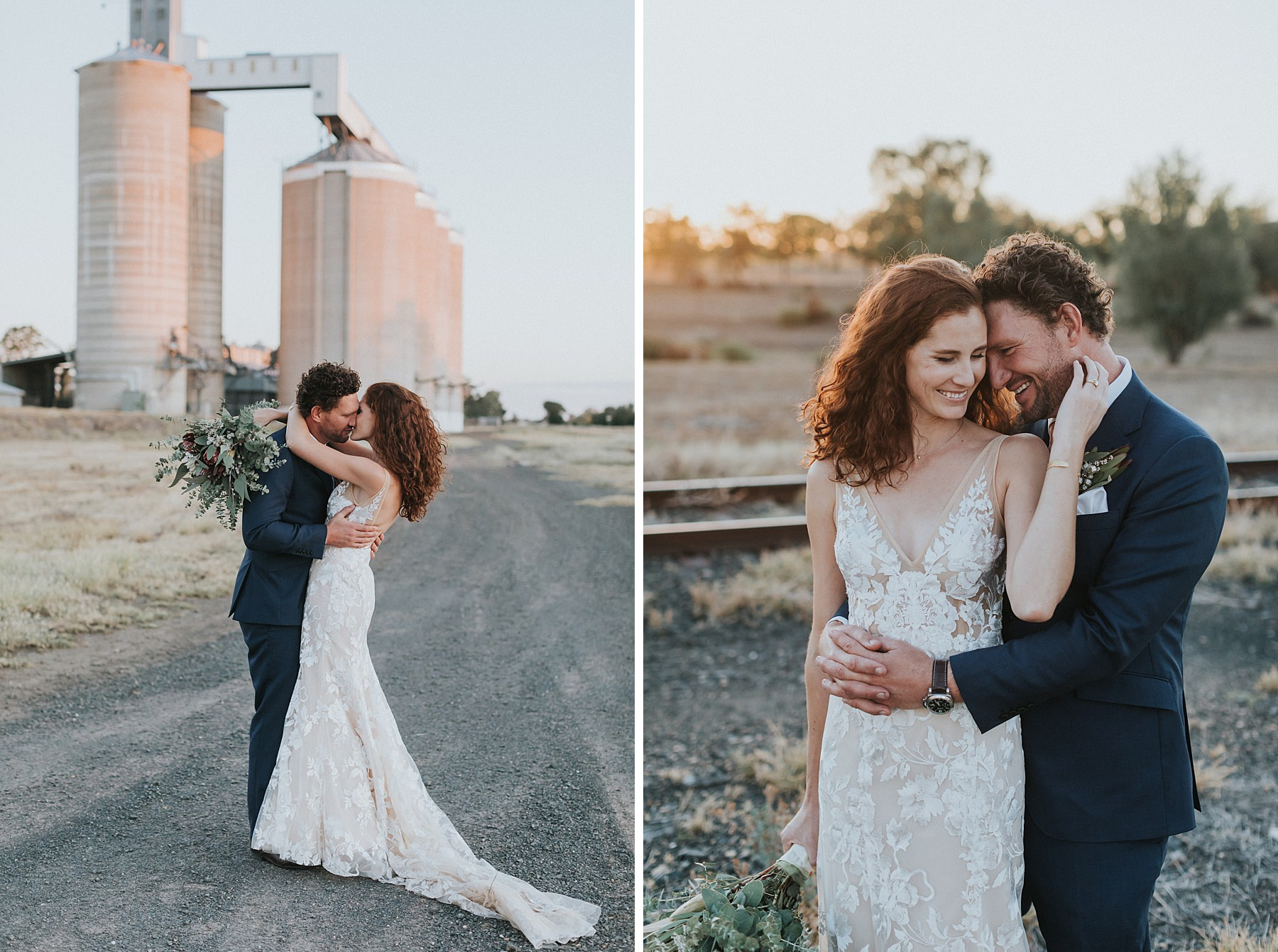 farm wedding photographer nsw country