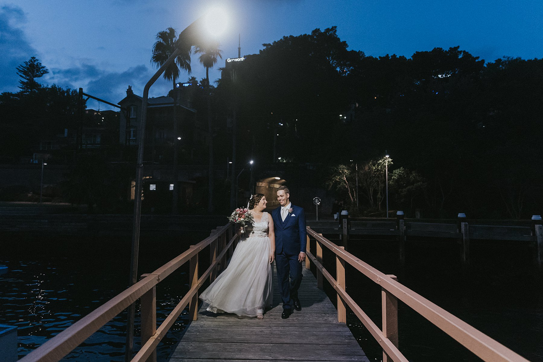 lavender bay wedding photographer