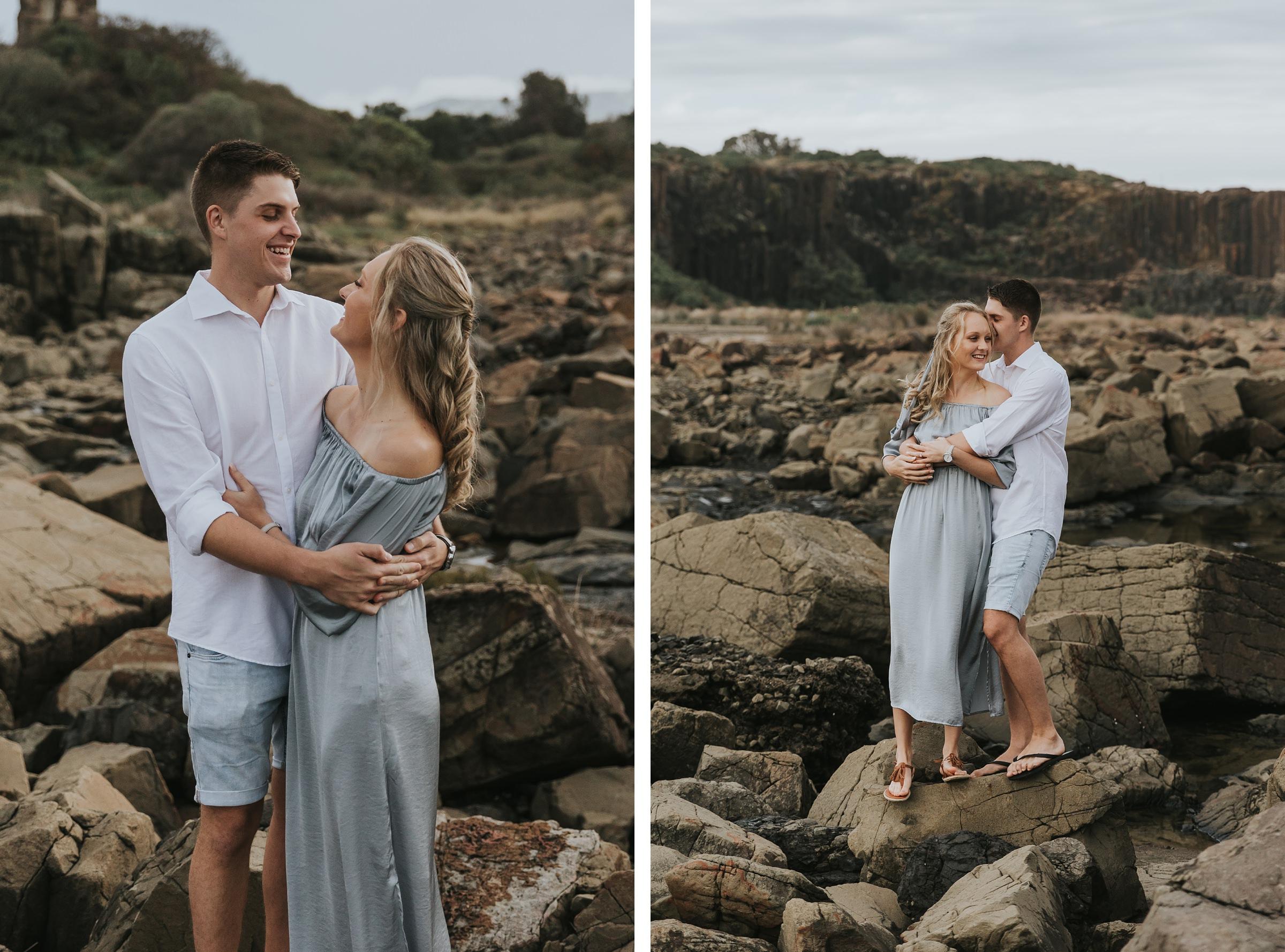 engagement photos south coast