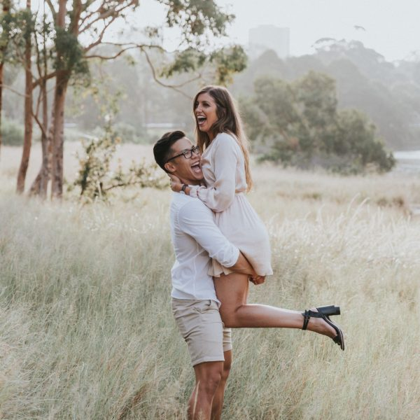 Sydney Engagement Portraits | Rose & Greg
